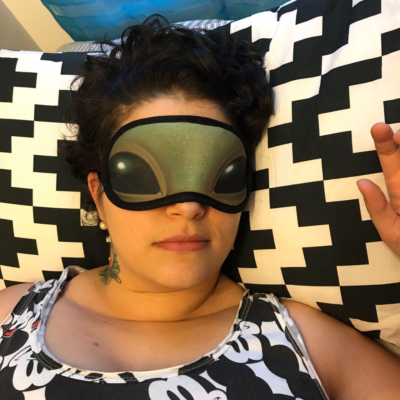 Máscara Para Dormir ET