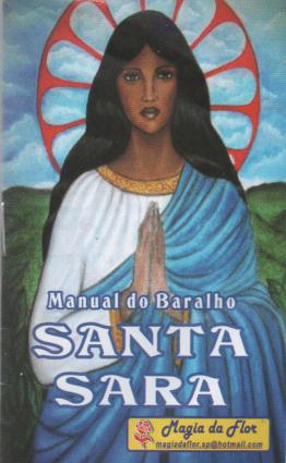 Baralho Santa Sara
