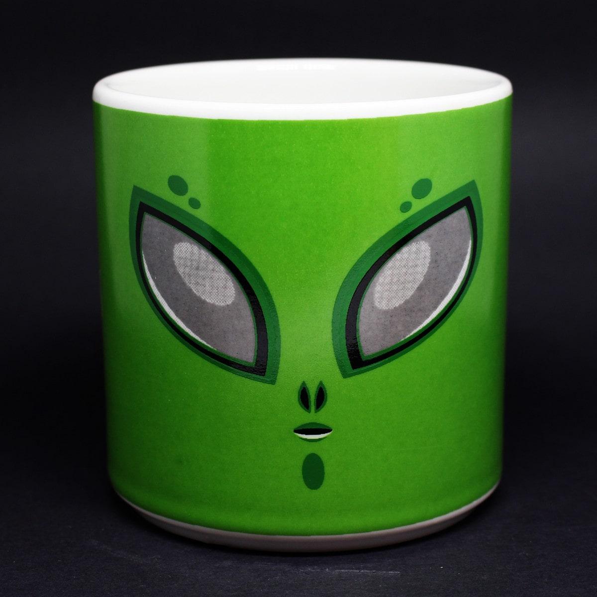 Caneca Alien