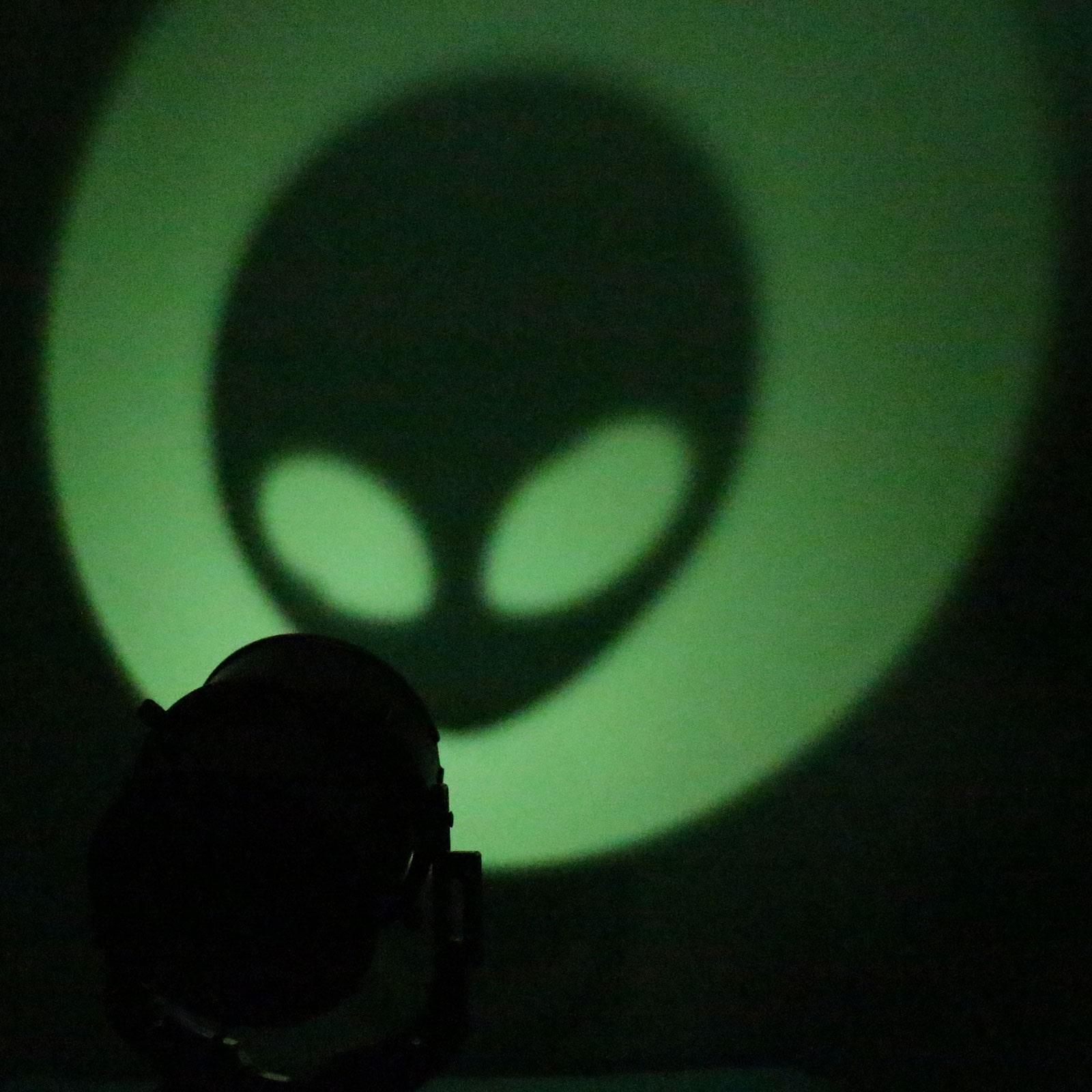 Canhão de Luz: ET