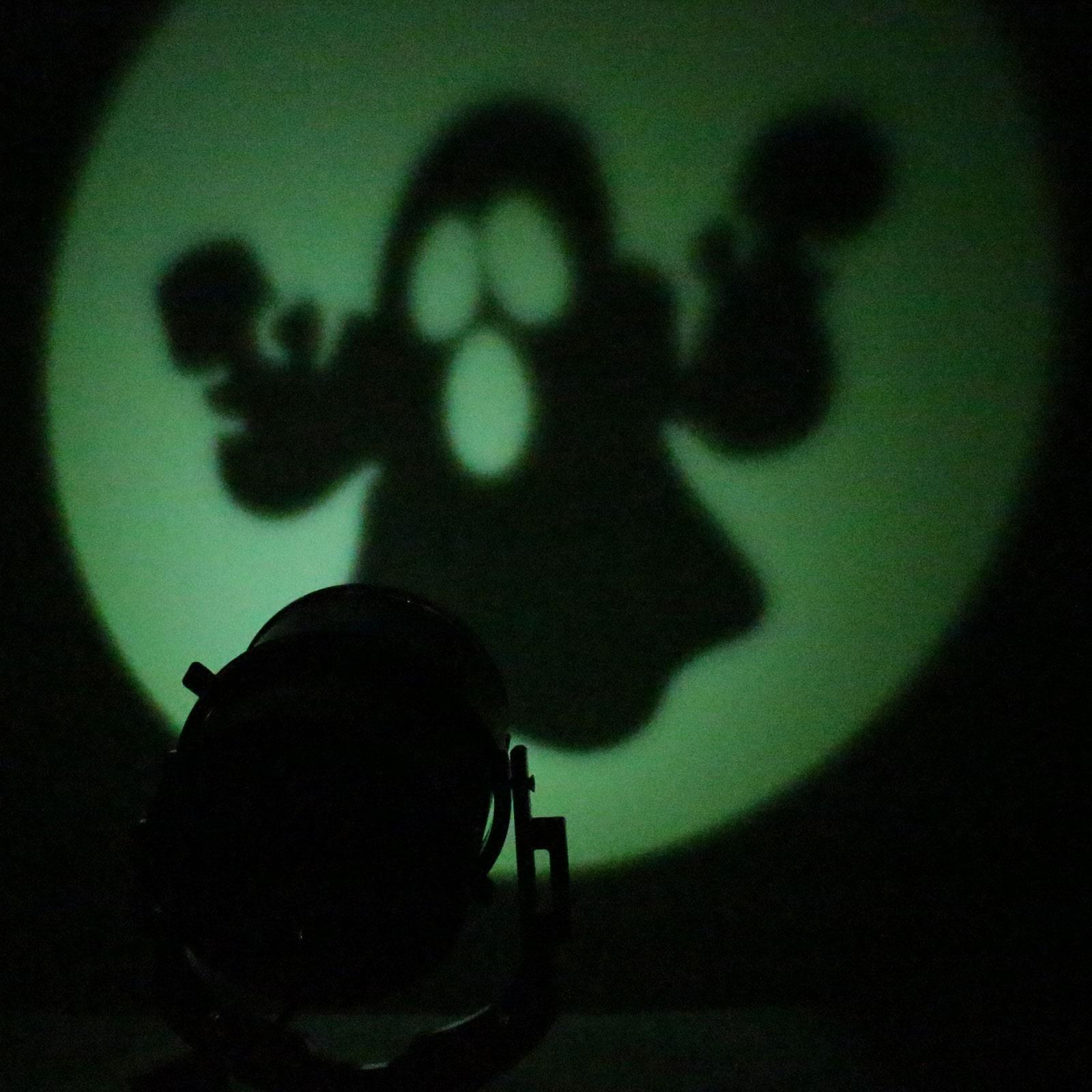 Canhão de Luz: Fantasma