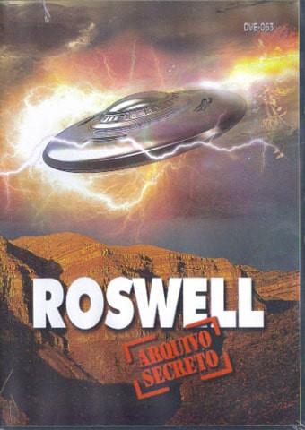 DVD Roswell: Arquivo Secreto