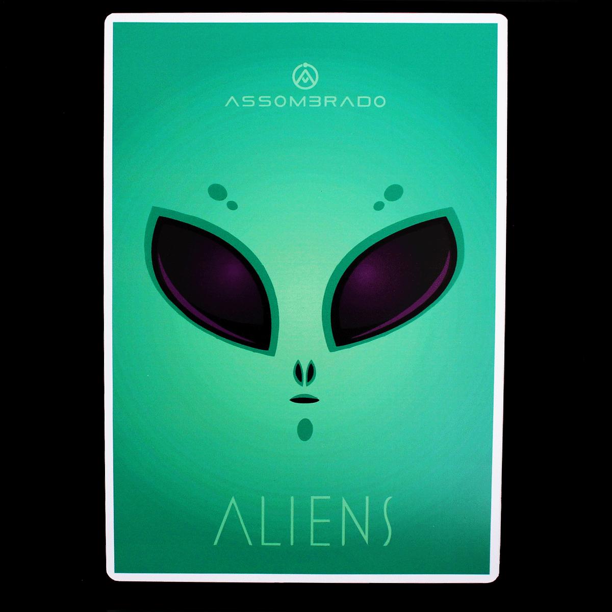 Placa Alien
