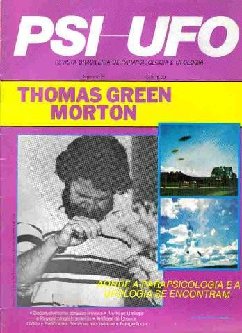PSI-UFO Número 02 - Thomaz Green Morton