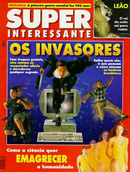 Cruzadas - Superinteressante out/1995